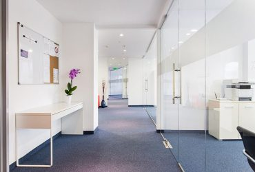 DORMA BM Staklene kancelarijske pregrade