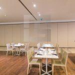 HOTEL CROWNE PLAZA restoran Beograd klizni zidovi sa zvucnom izolacijom 13