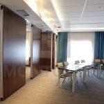 HOTEL DANUBIA PARK Konferens sala Srebrno Jezero klizni zidovi sa zvucnom izolacijom 2