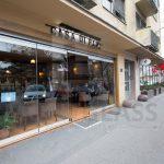 CASA DI PAPA kafic Beograd MGSW HSW stakleni klizni zidovi