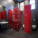 DIS Poslovna zgrada Krnjevo Staklene sanitarne kabine 4