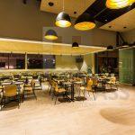 HOTEL VERDE restoran Podgorica MGSW HSW stakleni klizni zidovi 1