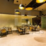 HOTEL VERDE restoran Podgorica MGSW HSW stakleni klizni zidovi 2
