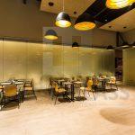 HOTEL VERDE restoran Podgorica MGSW HSW stakleni klizni zidovi 3