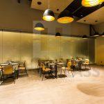 HOTEL VERDE restoran Podgorica MGSW HSW stakleni klizni zidovi 4
