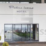 Hotel Pasina Cesma Leskovac automatska klizna vrata 1