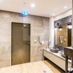 Hotel Verde Podgorica MG23 staklena vrata 3