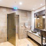 Hotel Verde Podgorica MG23 staklena vrata 4