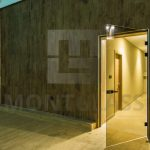 Hotel Verde Podgorica MG23 staklena vrata 6