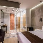 LUXURY ONE APARTMENTS Beograd Staklene tus kabine 1