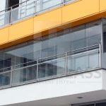 MAXIMA CENTAR terase Beograd MGSW HSW stakleni klizni zidovi