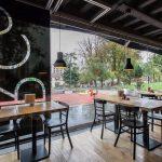 PARCO restoran Beograd MGSW HSW stakleni klizni zidovi 3