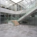 VLATACOM Poslovna zgrada Beograd Staklena ograda 5